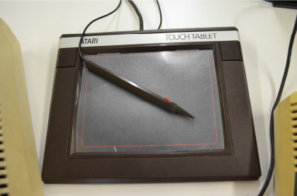 Atari Touch Tablet.