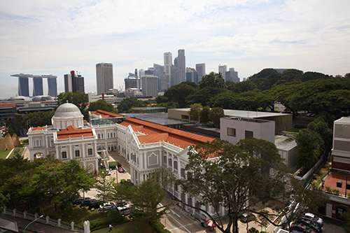 National Museum of Singapore.