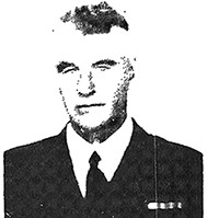 The Port of Napier delved into its archives and located this picture of Captain McLachlan, who served as Harbourmaster from 1938-1948