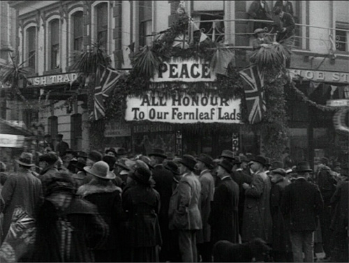 Peace Day Procession (1919)