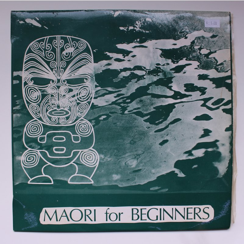 MAORI for BEGINNERS (New Zealand Broadcasting Corporation, 1972).