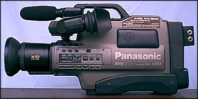 Image of Panasonic Video Camera