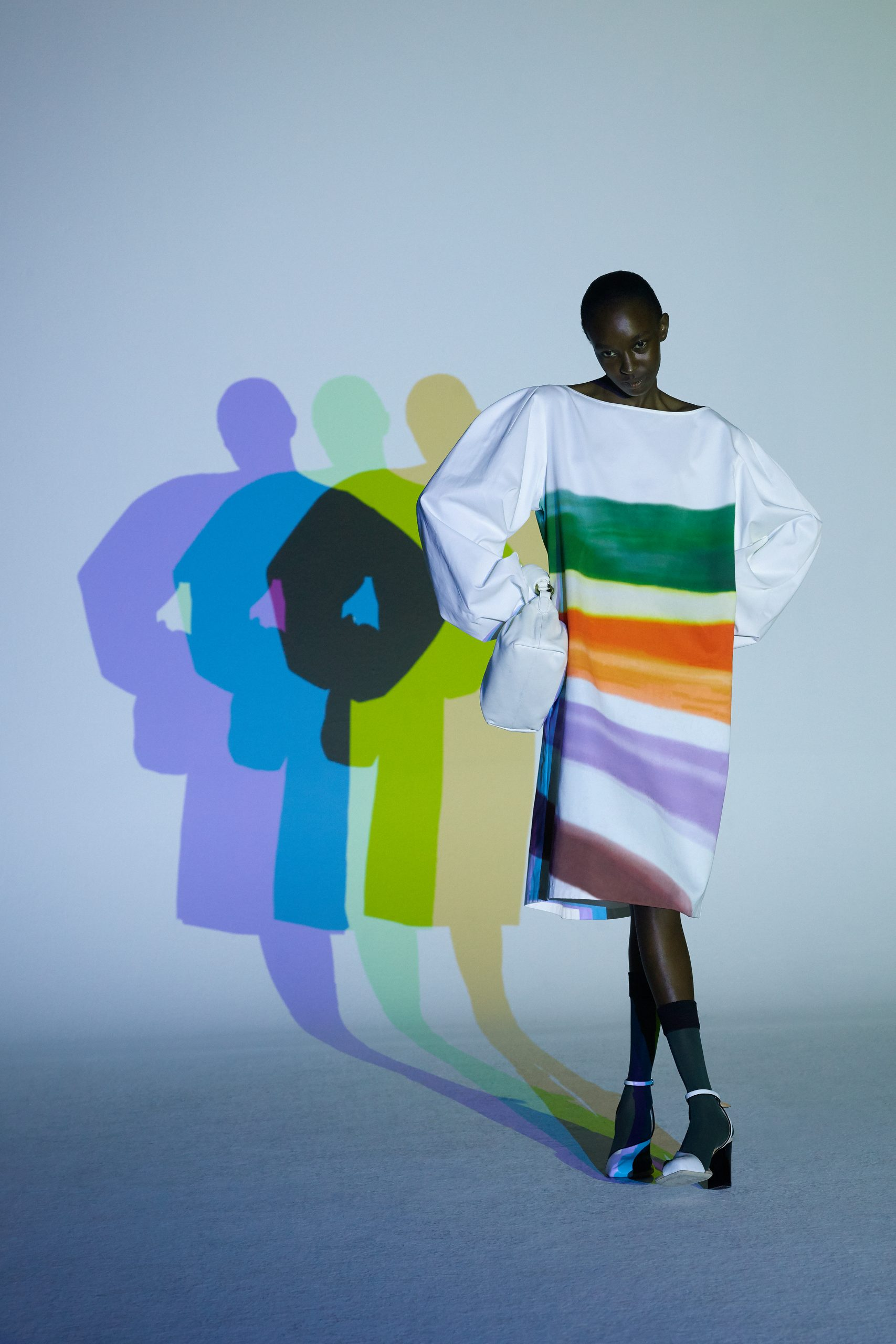 Viviane Sassen fashion shoot image