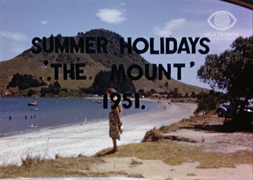 Summer at the Mount