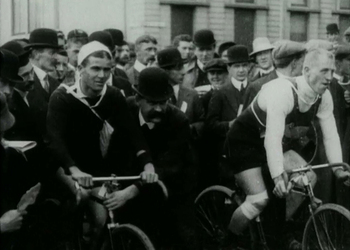 A Cinematic Century of Cycling