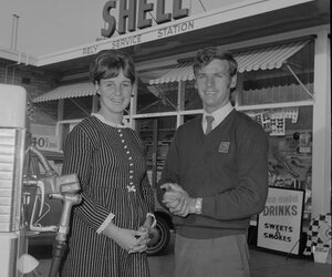 Shell couple