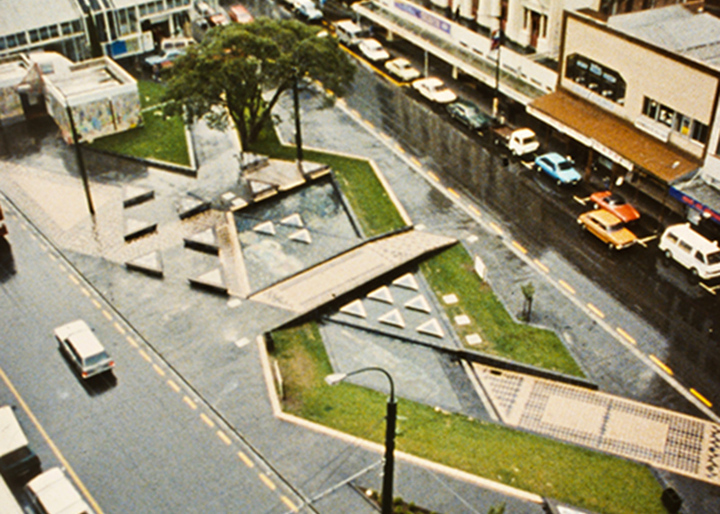 Wellington's Public Spaces