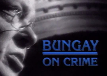 Bungay on Crime